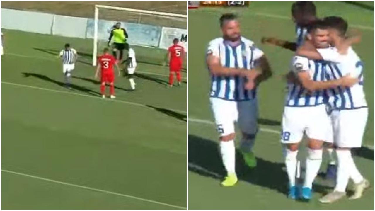 VIDEO/ Tirana çmonton Bylisin, Hoxhallari bën goleadorin