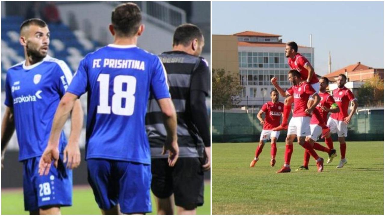IPKO Superliga/ Prishtina nuk ia del të thyejë Dritën, Gjilani nuk gabon