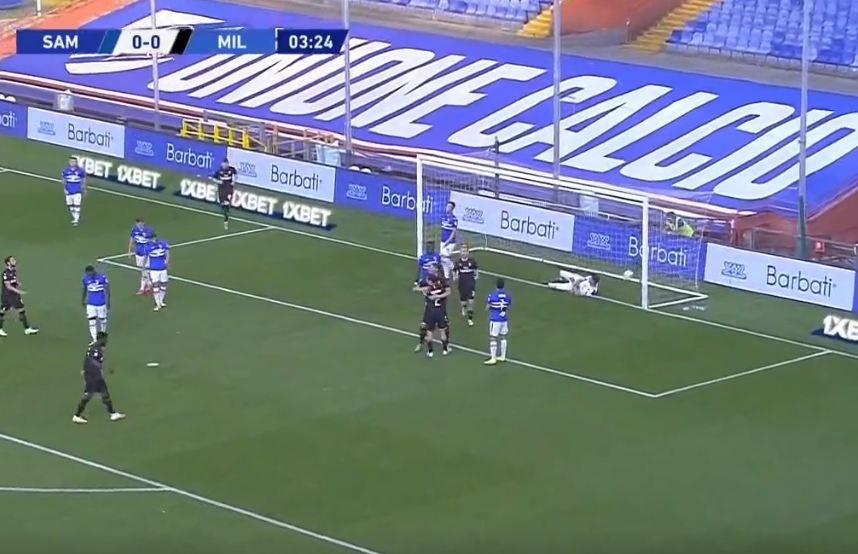 VIDEO/ Milan godet shumë shpejt, Ibrahimovic i dhuron avantazhin