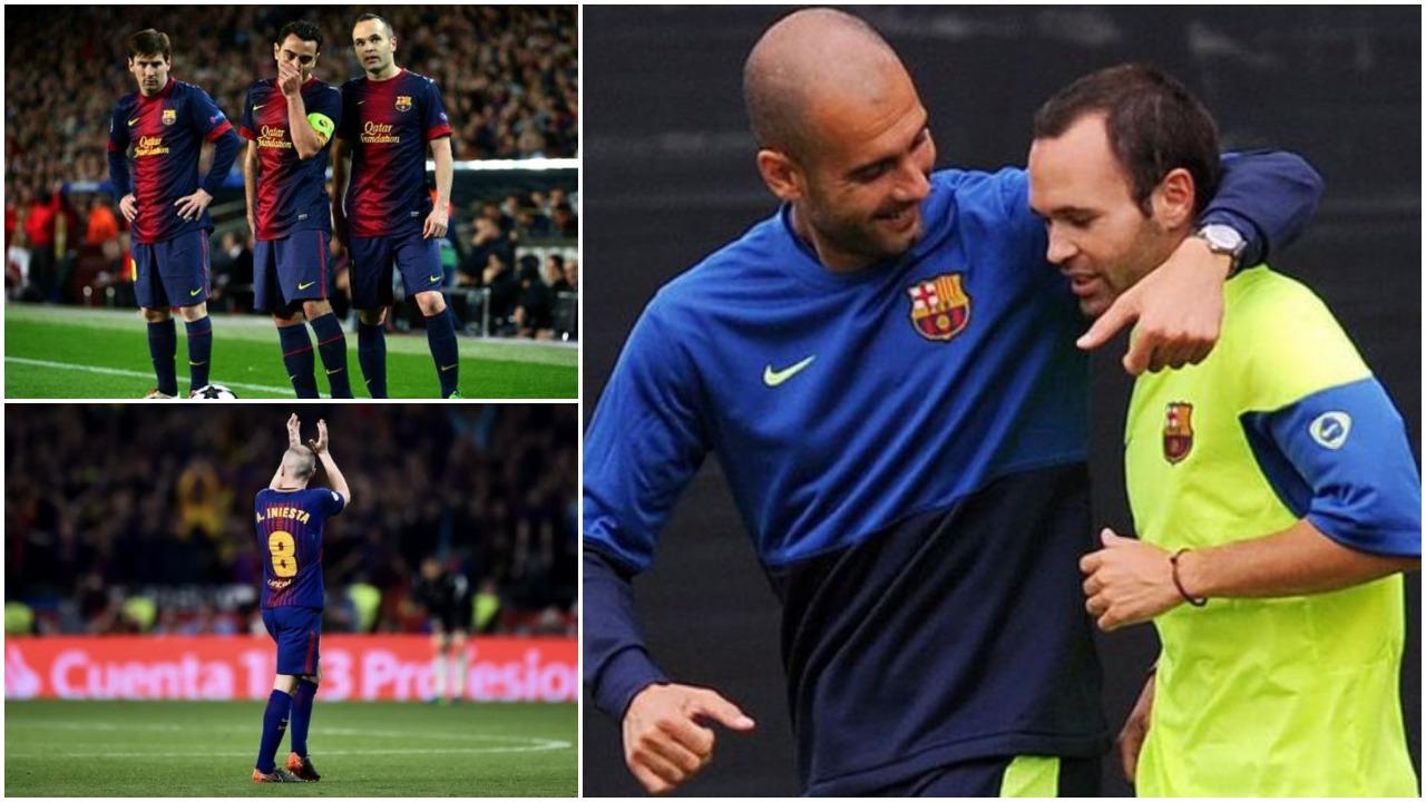 Barcelona spektakolare e Guardiolës, Iniesta tregon sekretin e asaj skuadre