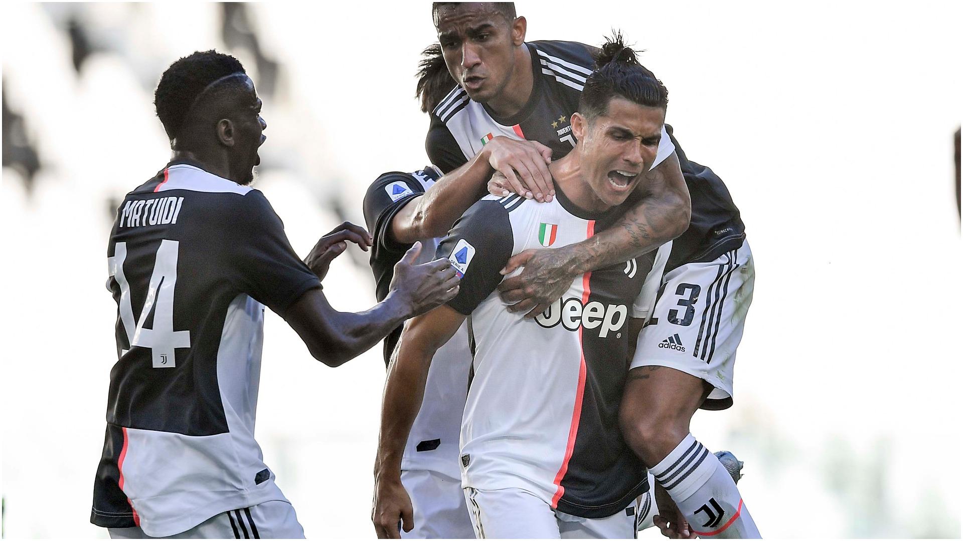 """VIDEO/ Juventus gjen """"perlat"""" e CR7, fiton në derbi dhe marshon drejt titullit!"""