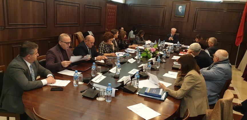 KED mblidhet të premten, diskutohen kandidatët për në Gjykatën Kushtetuese dhe ILD