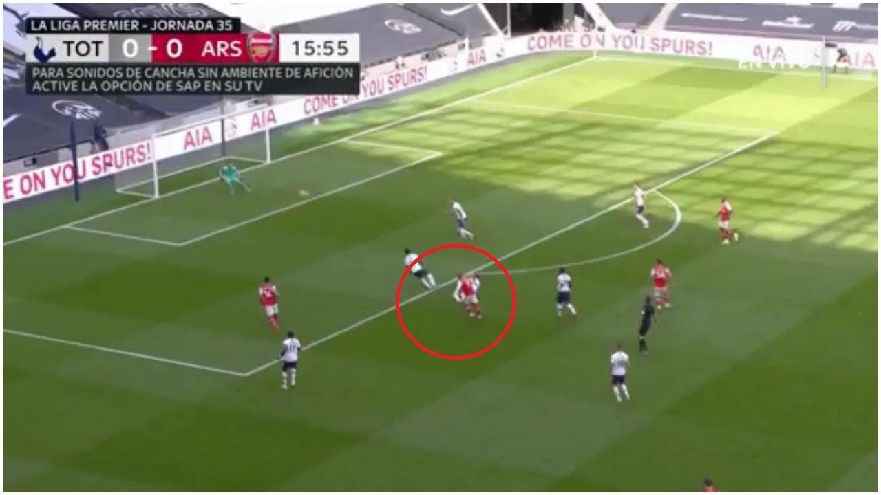 VIDEO/ Supergol dhe gafë fatale, ndodh gjithçka në derbin Tottenham-Arsenal