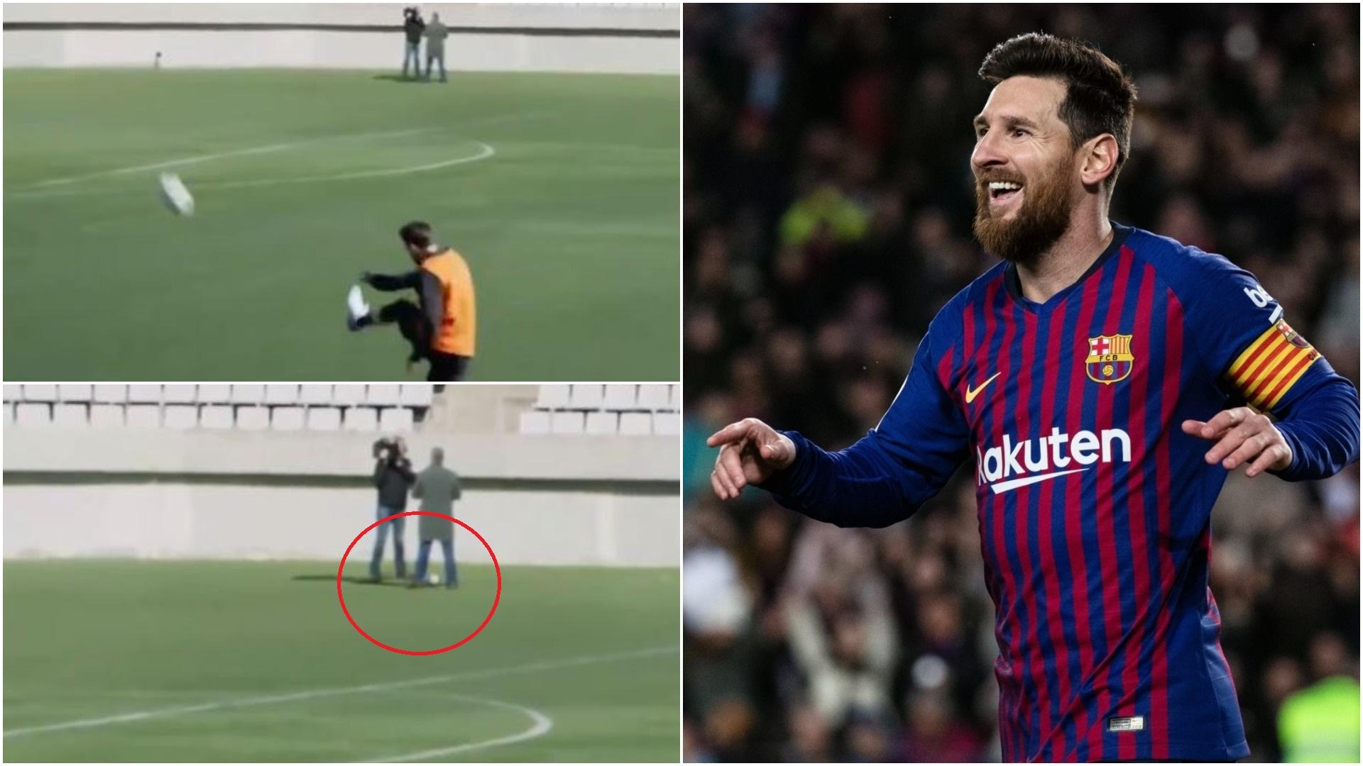 VIDEO/ Messi nuk pyet për askënd, Adidas publikon videon epike!