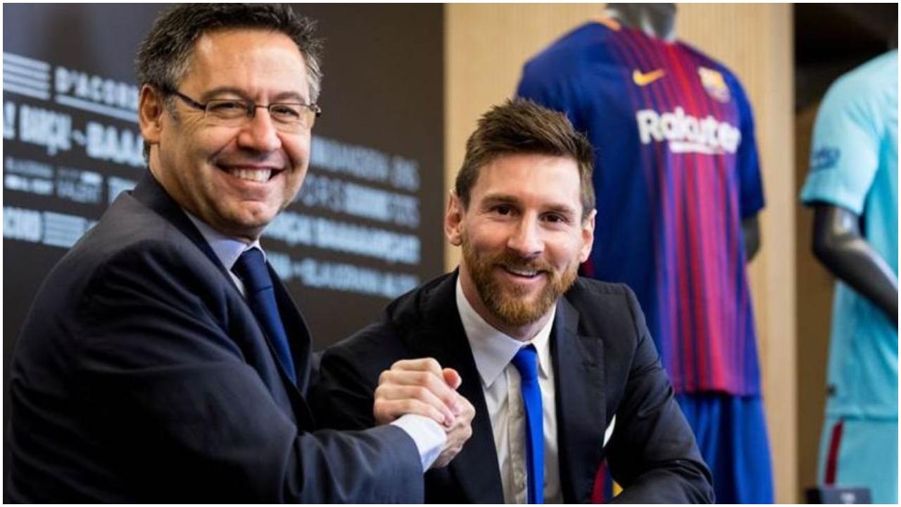Bartomeu: Messi nuk ikën, ju tregoj të vërtetën për Lautaro Martinez