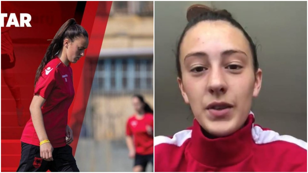 Mes shkollës dhe futbollit, Mikaela Metalla sfidon edhe kilometrat për pasionin e saj