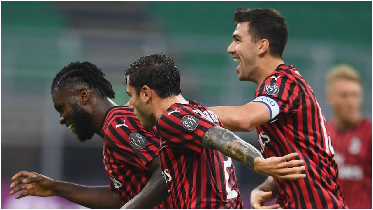VIDEO/ Theo Hernandez sërish protagonist, Milani në avantazh kundër Bolognas