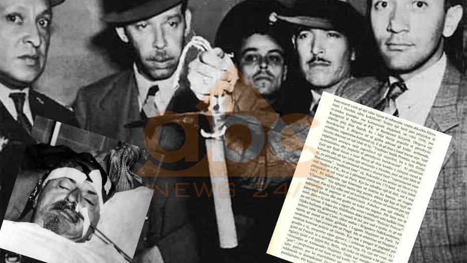 Si Stalini me Trockin, Enveri përdori të njëjtën armë për të vrarë Sadik Premten në Paris