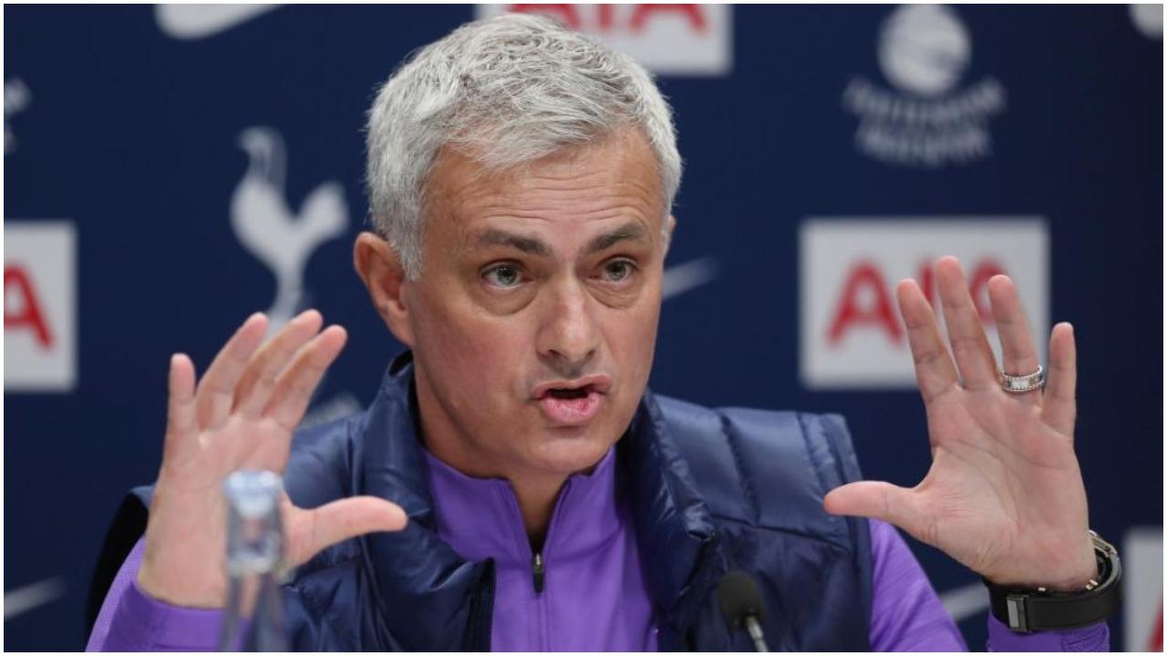 "Dokumentari/ ""Ik mbushu"", si Mourinho u tërbua keq nga gazetari i Sky Sport (VIDEO)"