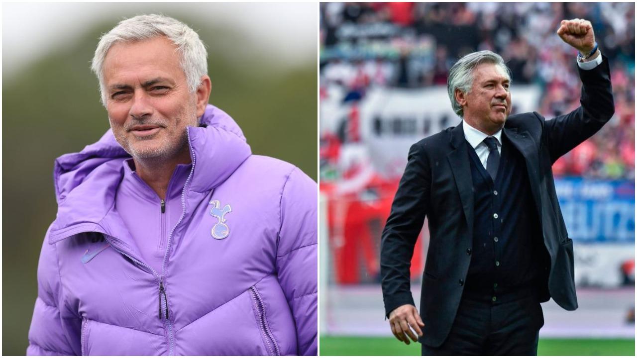 Uniku Mourinho: Ancelotti djalë flori, do thyej rregulloren dhe do e përqafoj