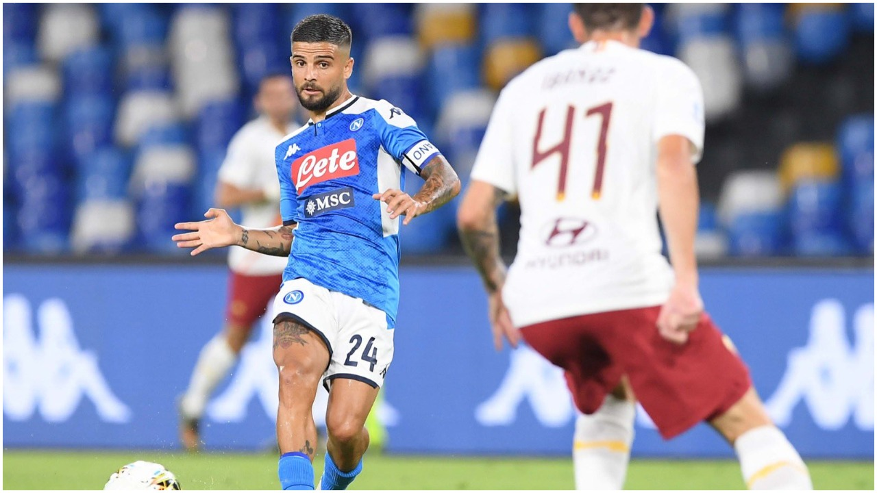 VIDEO/ Napoli i falet kapitenit, goli i Insignes mposht Romën