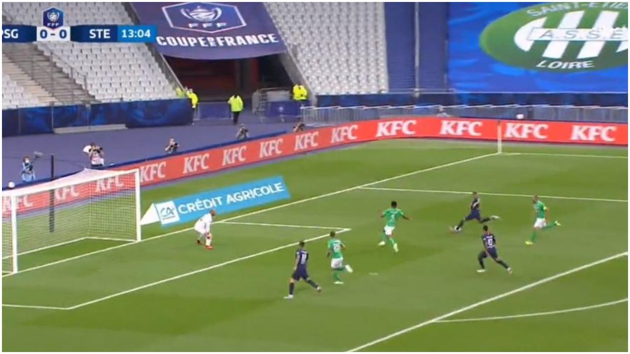 VIDEO/ Finalja e Kupës: St Etienne reziston pak, Neymar nis festën e PSG-së
