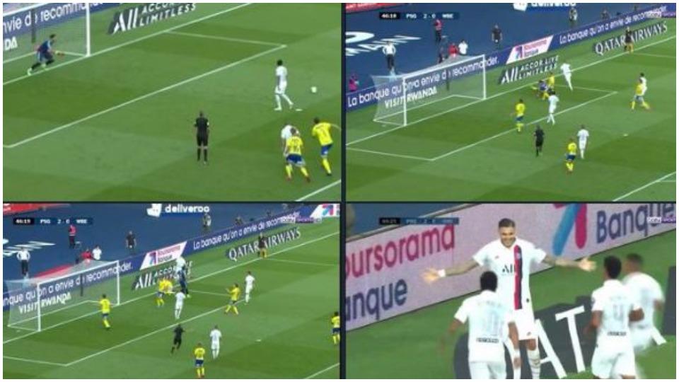 VIDEO/ Neymar kopjon Leo Messin, dhuron asist nga… penalltia