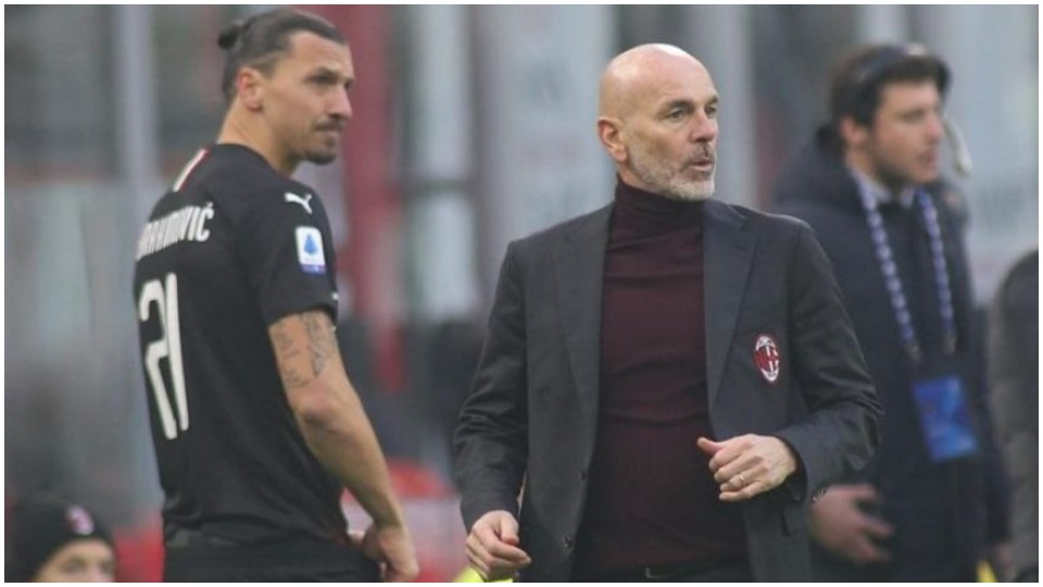 Pioli: Kam besim të plotë te klubi, Ibrahimovic është pikë referimi