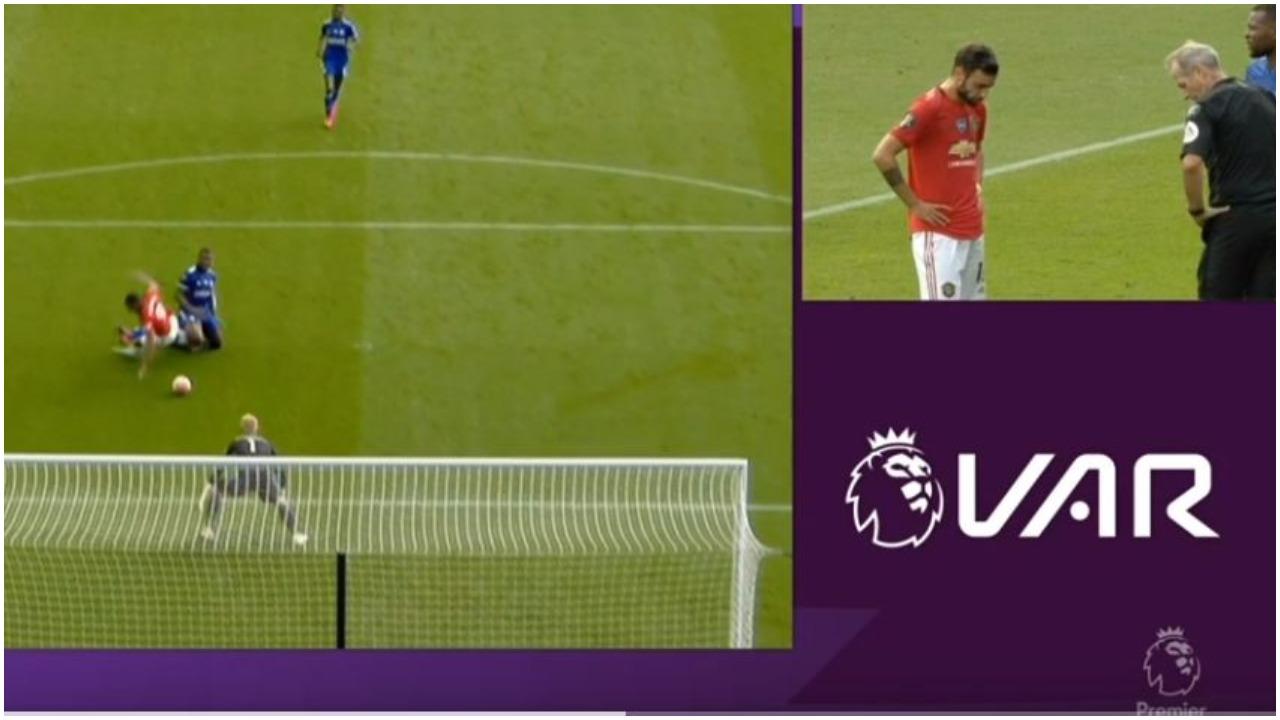 """VIDEO/ Gol me aromë Championsi, United ndëshkon """"Dhelprat"""" e Leicester"""