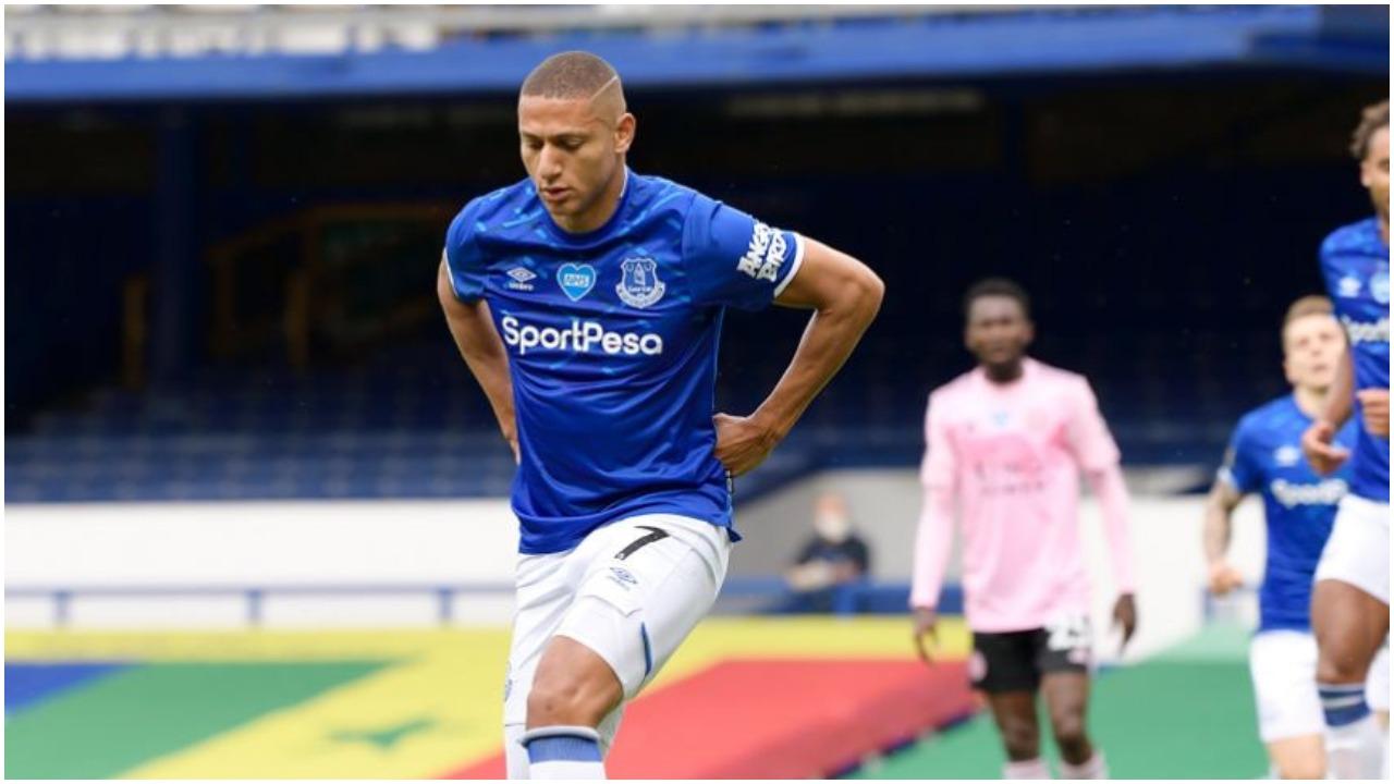 """VIDEO/ Everton i papërmbajtshëm, befason """"Dhelprat"""" brenda gjashtë minutave"""