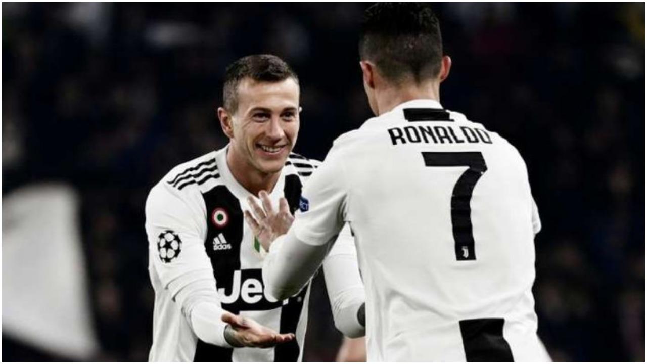 VIDEO/ Juventusi shënon golin e qetësisë dhe titullit, zhbllokohet Bernardeschi