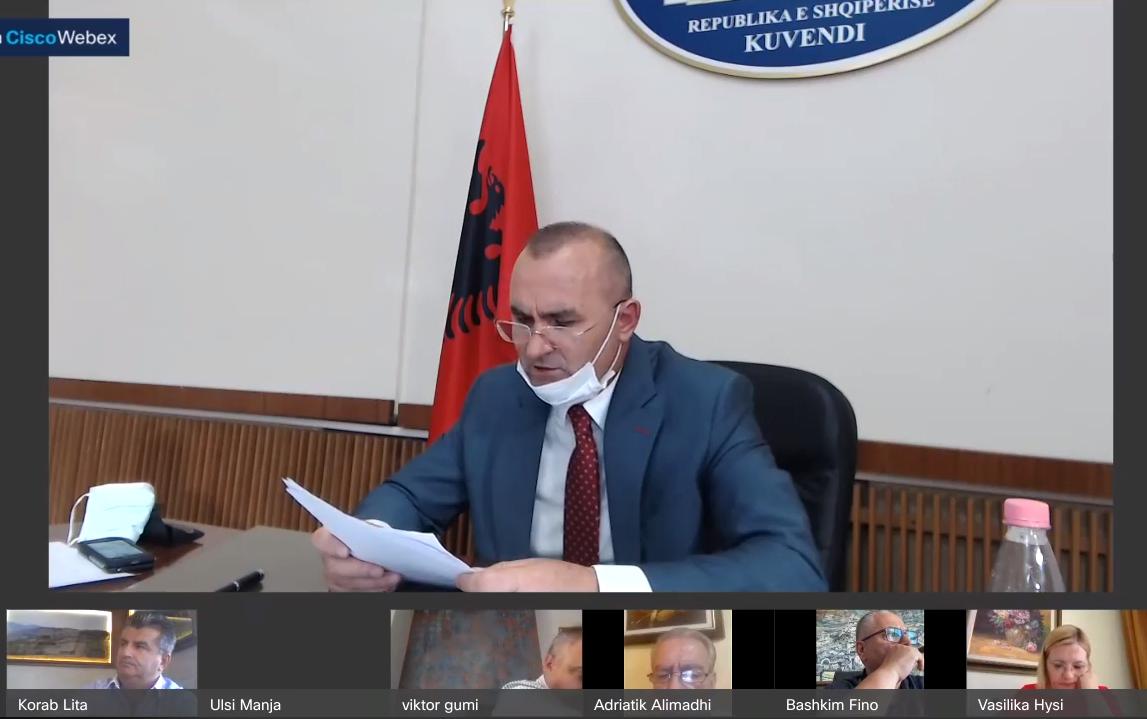Komisioni i Ligjeve miraton ndryshimet në Kodin Zgjedhor sipas marrëveshjes së 5 qershorit