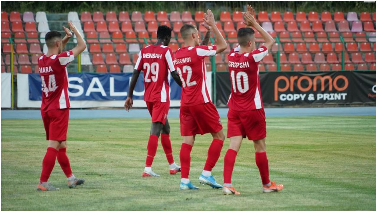 VIDEO/ Skënderbeu ia del në fund, goli i Pusit ndëshkon Vllazninë!