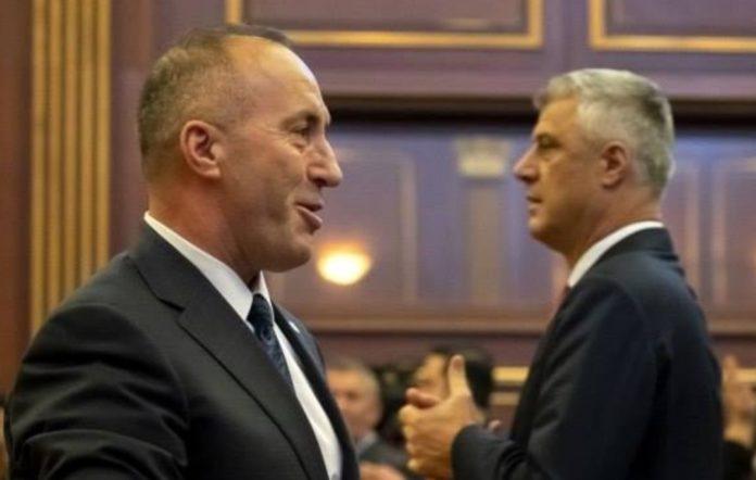 Thaçi në Hagë, Haradinaj: S'ekziston asnjë gjyq që të gjykojë përpjekjen e 1 populli për liri