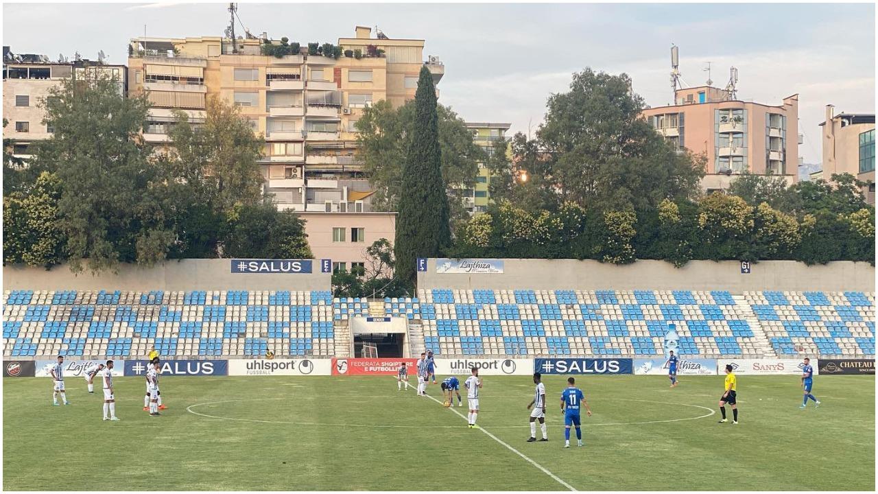 "Formacionet: Bylisi ""bunker"", Tirana i beson Muçit dhe Halilit"