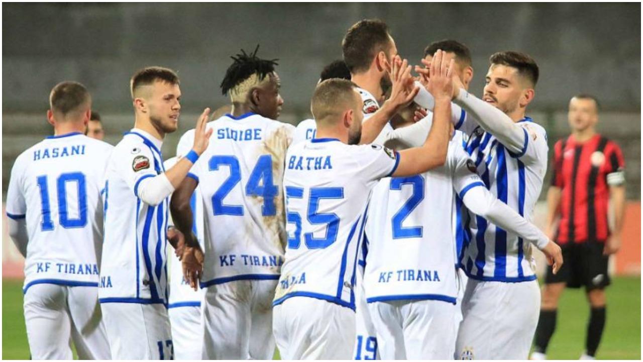 """Sponsorë të rinj te Tirana, tentohet """"kopjimi"""" i Skënderbeut"""