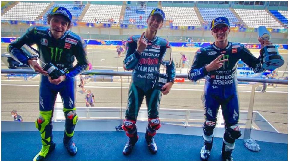 MotoGP/ Triumfon sërish francezi Quartararo, Valentino Rossi në pod pas një viti