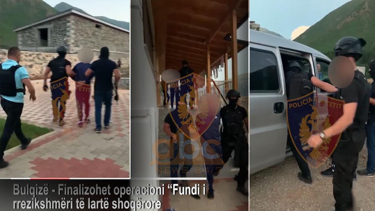 RENEA zbarkon në Bulqizë, kush është i shumëkërkuari i arrestuar