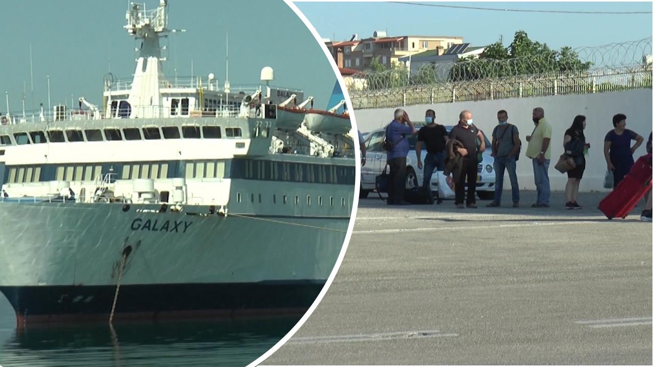 Kufizimi nga pandemia, numri i pasagjerëve në portin e Vlorës dy herë më i ulët se në 2019