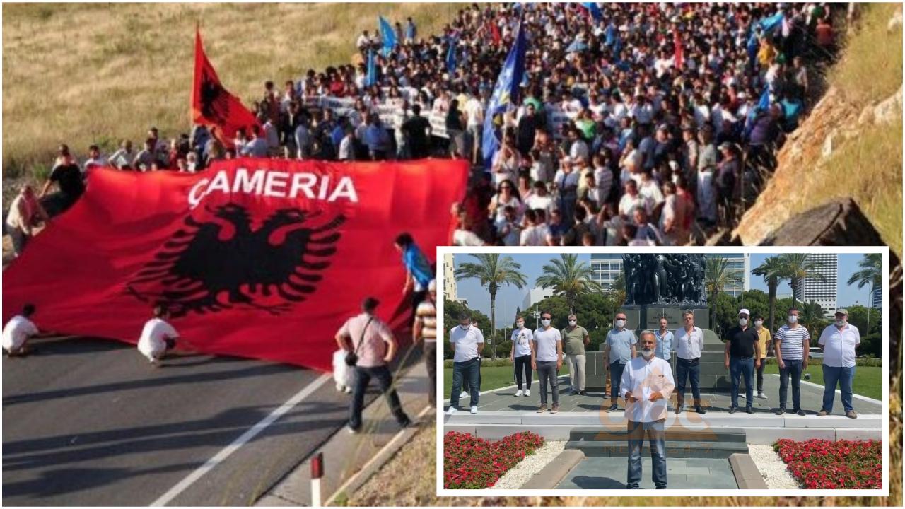 Shqiptarët e Izmirit përkujtojnë 76-vjetorin e genocidit grek në Çamëri
