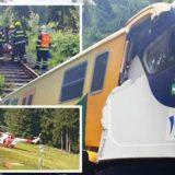 FOTO/ Përplasen dy trena në Çeki, shënohen disa viktima