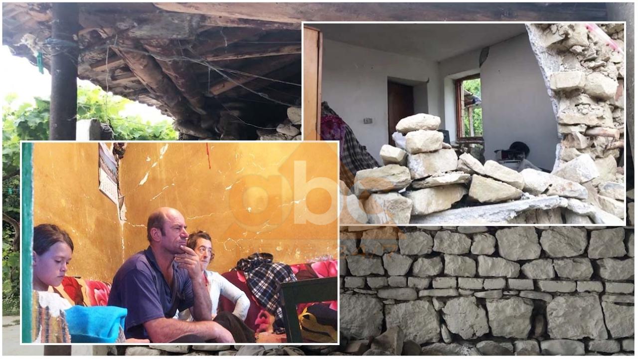Banorët e fshatrave në Korçë prej 1 viti nën gërmadhat e shkaktuara nga 2 tërmetet