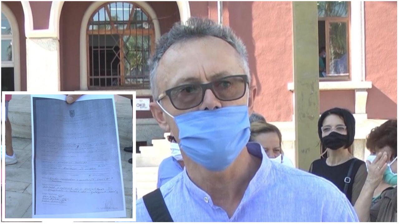 Duam ekspertizë të thelluar, banorët në Durrës në protestë: Kemi frikë të kthehemi të jetojmë