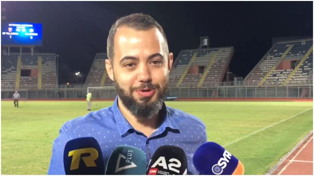 Xhaferi: E filluam me këmbë të mbarë, Vllaznia po rritet. Kam besim te Tirana