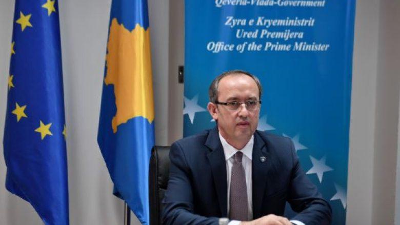 Hoti në Samitin e Parisit: Pa njohje reciproke, marrëveshja me Serbinë nuk mund të ketë sukses