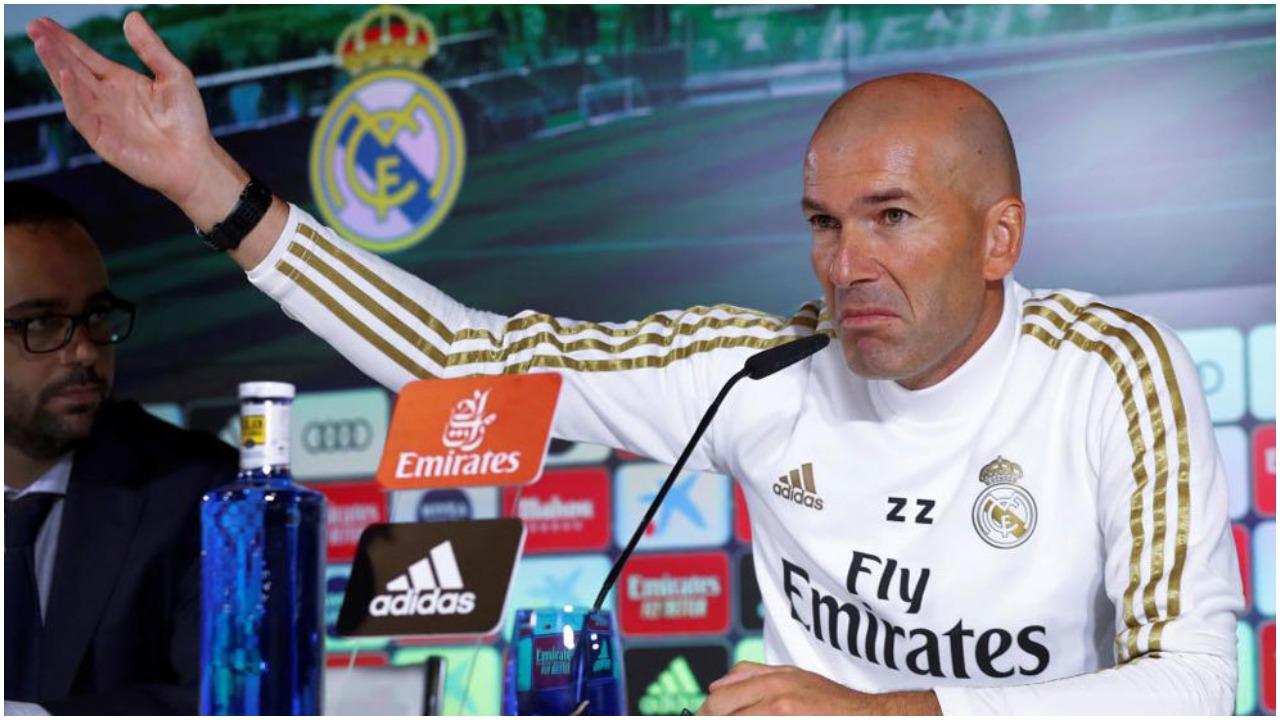 Zidane: Courtois na shpëtoi kundër Betis, i lumtur me skuadrën që kam