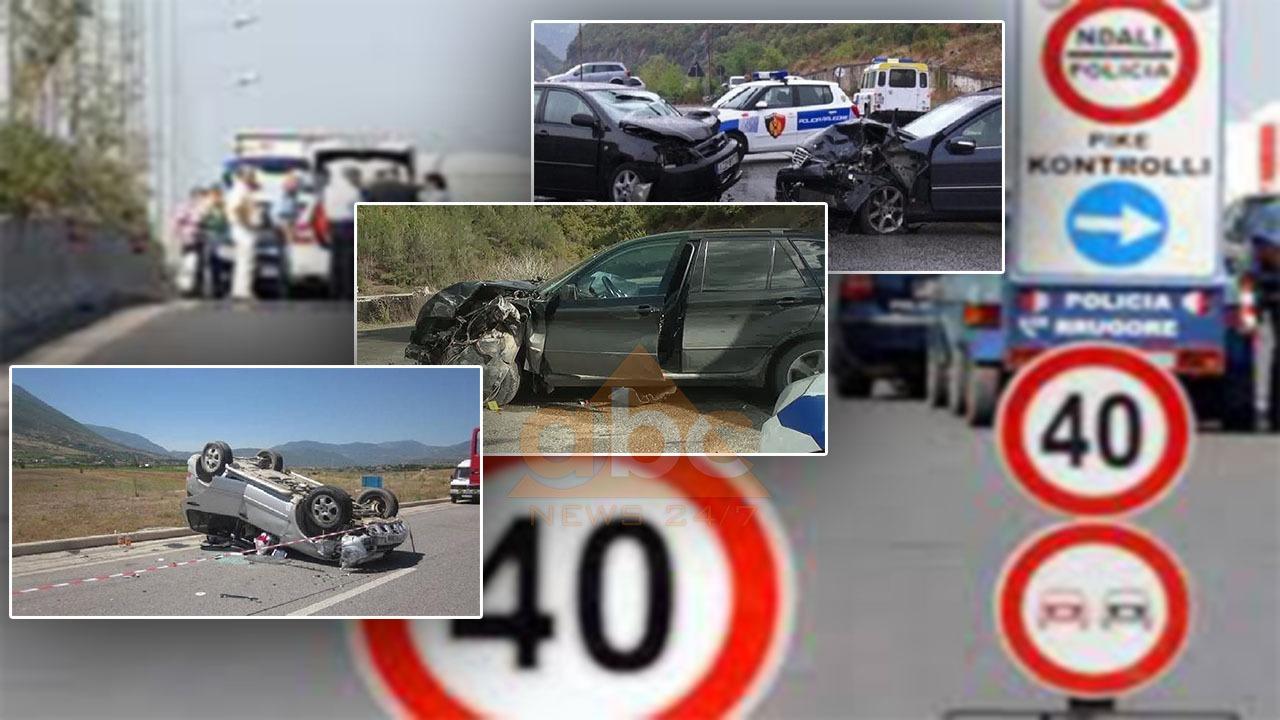 """Siguria rrugore, """"bilanc lufte"""" me aksidentet në vend"""