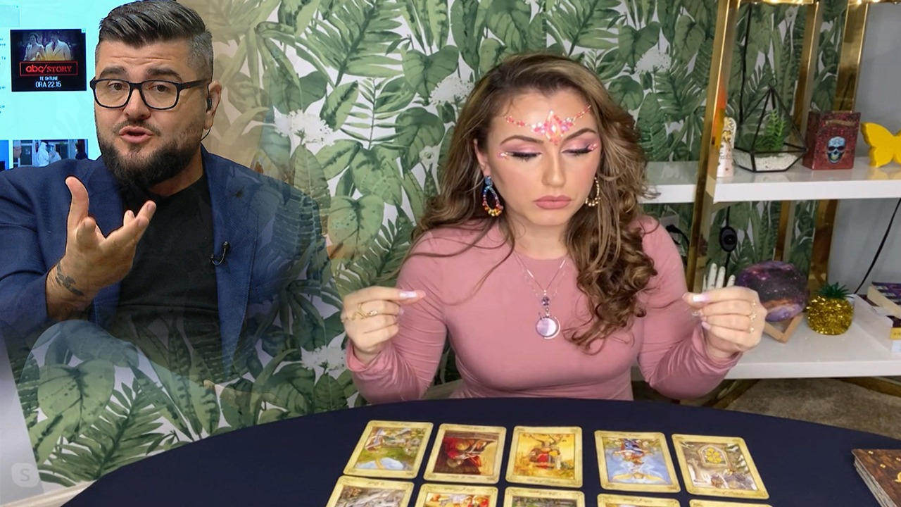 Albanit i lexohet fati LIVE, moderatori përballet me të papriturën