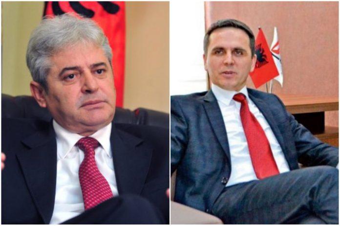 Zgjedhjet në Maqedoninë e Veriut, Ali Ahmeti takon Bilall Kasamin