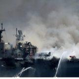 Shpërthim zjarri në një anije ushtarake amerikane, plagosen 18 detarë