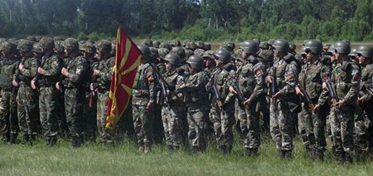 Maqedonia e Veriut do të dërgojë ushtarë në Kosovë
