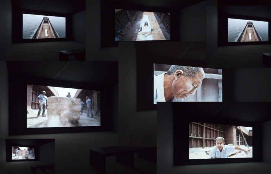 Artisti i njohur shqiptar çel ekspozitën personale në Francë