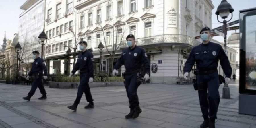 Rritja e numrit të të infektuarve me Covid, Beogradi shpall gjendjen e jashtëzakonshme
