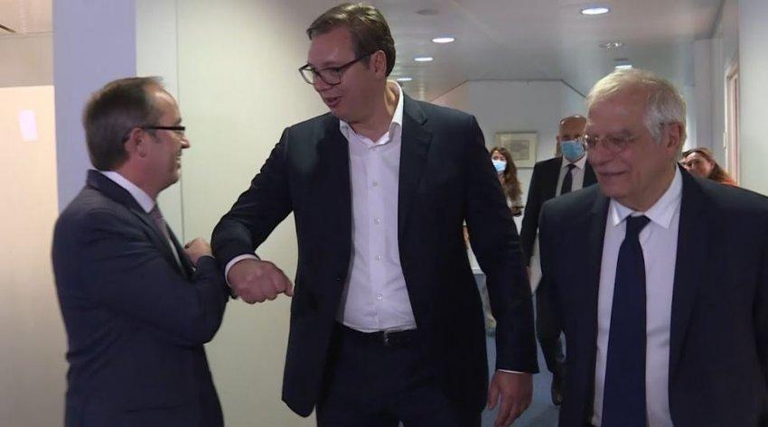 Vuçiç: Hoti tha 20 herë tha shteti i Kosovës, 20 herë iu kundërpërgjigja provincë autonome