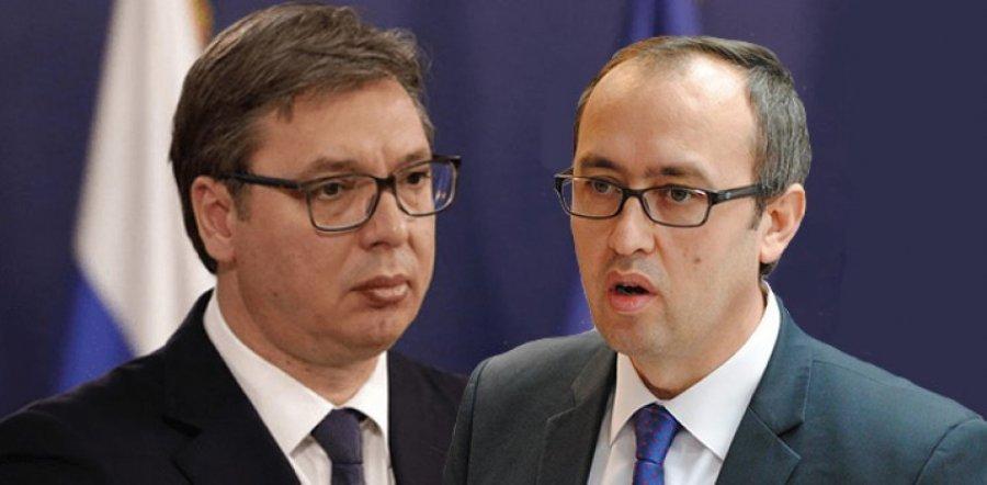 Dialogu Kosovë-Serbi, nesër mbahet video-takimi Hoti-Vuçiç