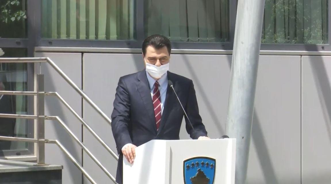 Basha: Kosova shembull në përballimin e Covid-19, do të heq taksën e Rrugës së Kombit