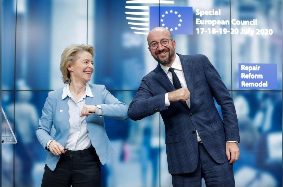 Koronavirusi, BE arrin marrëveshjen historike për rimëkëmbjen ekonomike