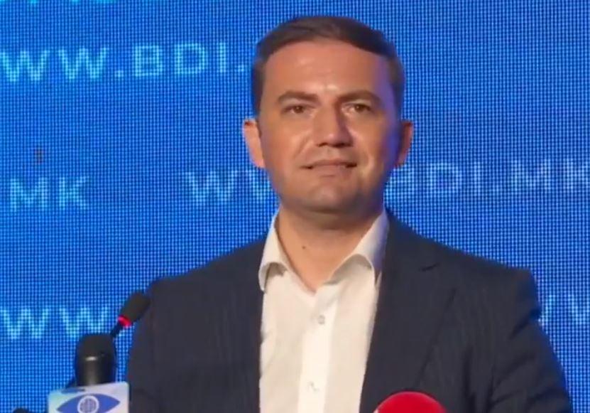 Zgjedhjet në Maqedoninë e Veriut, Osmani: BDI fiton bindshëm në disa komuna