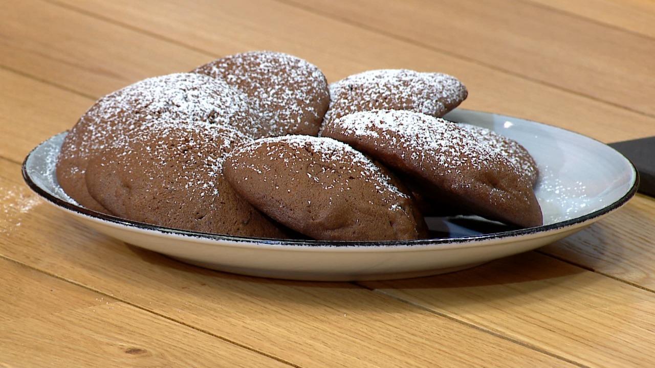 Biskota amerikane me çokollatë – Receta nga Gezim Balashi