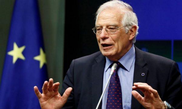 Borell: Marrëveshja Kosovë-Serbi, thelbësore për stabilitetin në rajon